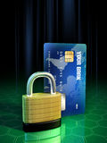 Secure transaction Stock Photos