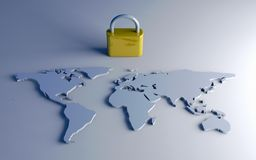 Secure World Stock Images