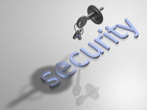 Security Royalty Free Stock Images