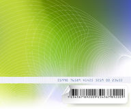 Security Background Stock Image