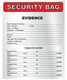 Security bag Stock Photos