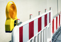 Security barrier Royalty Free Stock Photos