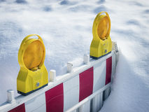 Security barrier Stock Image