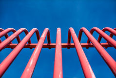 Security Barrier Royalty Free Stock Image
