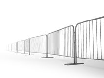Security barriers Stock Images