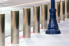 Security Barriers Royalty Free Stock Image