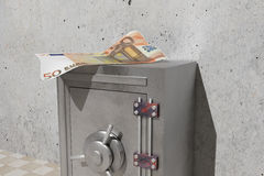 Security box Royalty Free Stock Photography