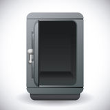 Security box design Stock Images