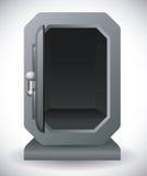 Security box design Royalty Free Stock Photo