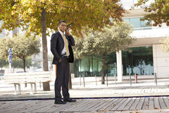 Security businessman Stock Images