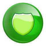 Security button Royalty Free Stock Photos