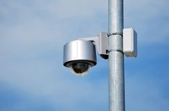 Security cam Stock Photos