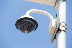 Security cam Royalty Free Stock Image