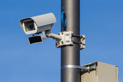 Security cam Stock Photo