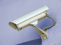 Security Cam (Including clipping path) Stock Images