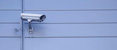 Security camera Royalty Free Stock Photo