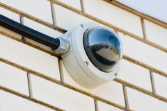Security camera royalty free stock photos