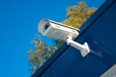 Free Security Camera Royalty Free Stock Photos - 16013298