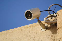 Security camera. Royalty Free Stock Images