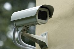 Security Camera 2 Royalty Free Stock Images