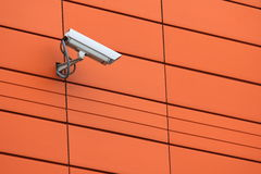 Free Security Camera Royalty Free Stock Photos - 20703288