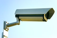 Security camera Stock Image