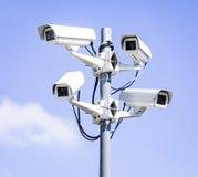 Security camera Royalty Free Stock Photos