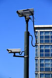 Security camera 4 Royalty Free Stock Photo