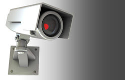 Security camera background Royalty Free Stock Image
