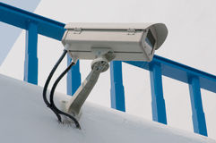 Security Camera,CCTV Royalty Free Stock Photography