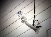 Security Camera,CCTV Royalty Free Stock Photos