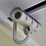 Security Camera or CCTV at airport Stock Photography