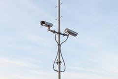 Security camera or cctv Stock Photo