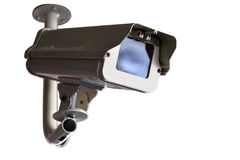 Security Camera or CCTV Stock Photo