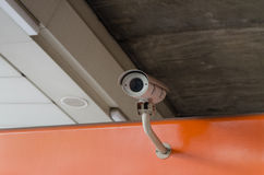Security Camera CCTV Royalty Free Stock Photography