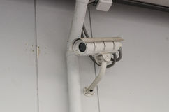 Security Camera CCTV Stock Photo