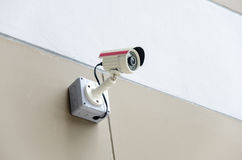 Security Camera,CCTV Royalty Free Stock Images
