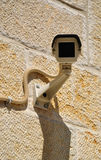 Security camera. Jerusalem. Stock Photo