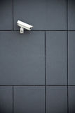 Security camera on office building Royalty Free Stock Photography