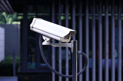 Security camera outdoor ,cctv outdoor Stock Photography