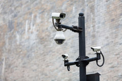 Security Camera Stock Photography
