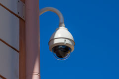 Security camera sphere Stock Photos