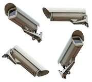 Security cameras camera royalty free stock photography