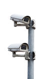 Security Cameras Royalty Free Stock Images