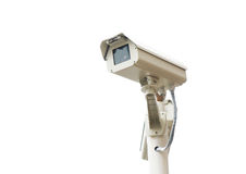 Security cameras. Speed recorder, shooting violation record is a good helper Stock Photos