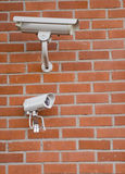 Security cams Stock Images