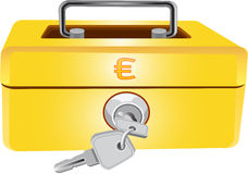 Security case Royalty Free Stock Images