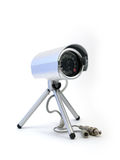 Security CCD Camera Royalty Free Stock Image