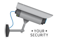 Security cctv camera Stock Images