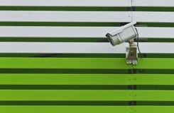 Security cctv camera Stock Image